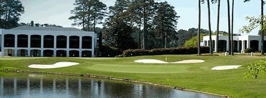 Columbia Country Club - Ridgewood/Tall Pines - Course