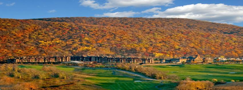 Crystal Springs Resort - Great Gorge/Lake-Quarry - Course