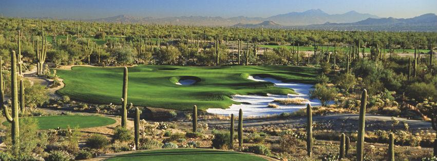 Golf Club at Dove Mountain- Sag/Tort Course